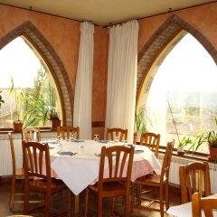Отель El Churron Сабиньяниго питание фото 2