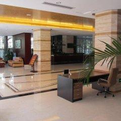 Отель Guangzhou Wassim Hotel Китай, Гуанчжоу - отзывы, цены и фото номеров - забронировать отель Guangzhou Wassim Hotel онлайн интерьер отеля