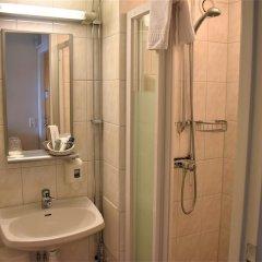 Отель Wendelsberg STF Hotell Швеция, Мёлнлике - отзывы, цены и фото номеров - забронировать отель Wendelsberg STF Hotell онлайн ванная