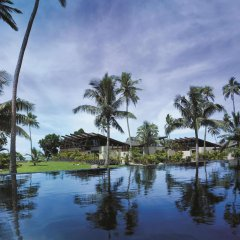 Отель Shangri-La's Fijian Resort & Spa бассейн