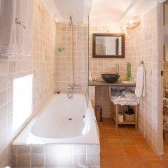 Отель Rural Can Partit - Adults Only Испания, Эс-Канар - отзывы, цены и фото номеров - забронировать отель Rural Can Partit - Adults Only онлайн ванная фото 2
