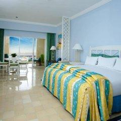 Отель Pueblo Bonito Emerald Bay Resort & Spa - All Inclusive комната для гостей фото 4