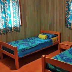 Отель Moorea Surf Bed and Breakfast детские мероприятия