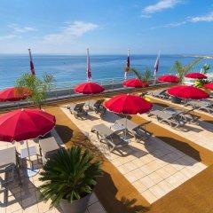 Отель Aparthotel Adagio Nice Promenade des Anglais пляж фото 2