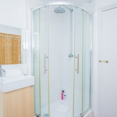 Отель 1 Bedroom Flat in Highbury ванная