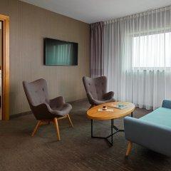 Отель Four Points by Sheraton Warsaw Mokotow комната для гостей фото 5