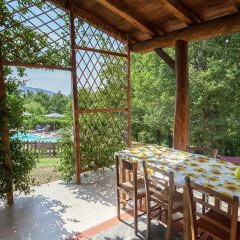 Отель Farmhouse Located in the Beautiful Aulla in Northern Tuscany Аулла фото 18