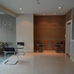 Апартаменты Bangkok Living Apartment Бангкок интерьер отеля