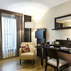 Отель Citadines Republique Paris комната для гостей фото 2