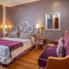 Hotel Morgana Рим комната для гостей фото 4