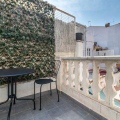 Отель Apartamento Travel Habitat Cabanyal балкон