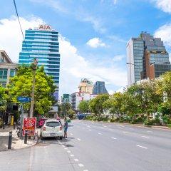 Naratel Hostel Bangkok Бангкок городской автобус