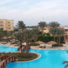 Отель Palma Resort бассейн