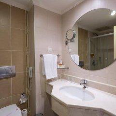 Hane Sun Hotel Сиде ванная