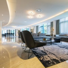 Отель Sanadome Hotel & Spa Nijmegen Нидерланды, Неймеген - отзывы, цены и фото номеров - забронировать отель Sanadome Hotel & Spa Nijmegen онлайн интерьер отеля фото 3