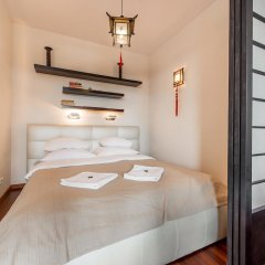 Апартаменты P&O Apartments Arkadia Варшава комната для гостей фото 3