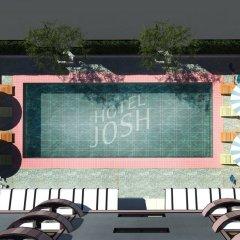 Josh Hotel Бангкок детские мероприятия