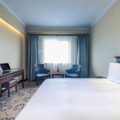 Отель Mercure Shanghai Hongqiao Airport комната для гостей фото 3