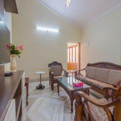 Отель OYO 12866 Home Luxurious Stay Dabolim Гоа сауна