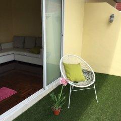 Отель Chan Guest Villa @ Aree Бангкок балкон