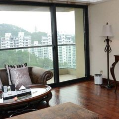 Апартаменты Bedom Apartment (Hangzhou Qiandao Lake) интерьер отеля