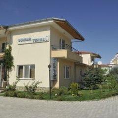 Dundar Thermal Hotel вид на фасад фото 3