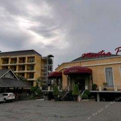 Отель Mantra Pura Resort Pattaya парковка