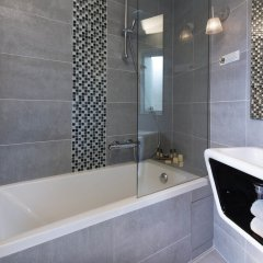 Отель Belloy St Germain Париж ванная фото 2