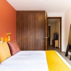 Отель Colorful and Artsy 3BR 2BA Apt in Roma Norte Мехико комната для гостей фото 3