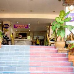 Отель Sawasdee Sabai Паттайя интерьер отеля