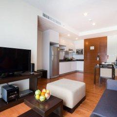 Отель Amanta Hotel & Residence Ratchada Таиланд, Бангкок - отзывы, цены и фото номеров - забронировать отель Amanta Hotel & Residence Ratchada онлайн комната для гостей фото 5
