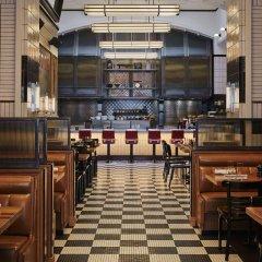 Отель Le Meridien New York, Central Park США, Нью-Йорк - 1 отзыв об отеле, цены и фото номеров - забронировать отель Le Meridien New York, Central Park онлайн гостиничный бар фото 2