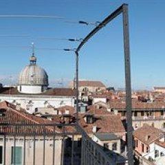 Отель Bed And Venice Венеция приотельная территория