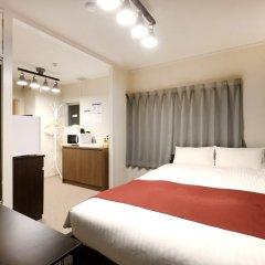 Отель Smart Hotel Hakata 3 Япония, Хаката - отзывы, цены и фото номеров - забронировать отель Smart Hotel Hakata 3 онлайн комната для гостей фото 4
