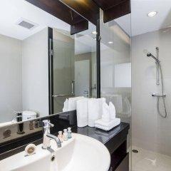 Отель The Narathiwas Hotel & Residence Sathorn Bangkok Таиланд, Бангкок - отзывы, цены и фото номеров - забронировать отель The Narathiwas Hotel & Residence Sathorn Bangkok онлайн ванная