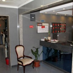 Отель Portucalense интерьер отеля