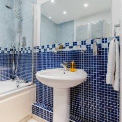 Отель 2 Bedroom Flat in Shoreditch Великобритания, Лондон - отзывы, цены и фото номеров - забронировать отель 2 Bedroom Flat in Shoreditch онлайн ванная фото 2