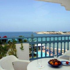 Отель Regency Hotel and Spa Тунис, Монастир - отзывы, цены и фото номеров - забронировать отель Regency Hotel and Spa онлайн балкон