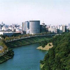 Отель Grand Arc Hanzomon Япония, Токио - отзывы, цены и фото номеров - забронировать отель Grand Arc Hanzomon онлайн приотельная территория