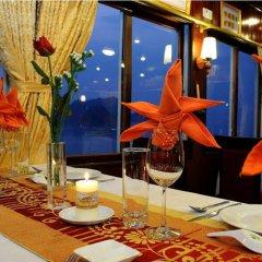 Отель Marguerite Cruises Вьетнам, Халонг - отзывы, цены и фото номеров - забронировать отель Marguerite Cruises онлайн питание
