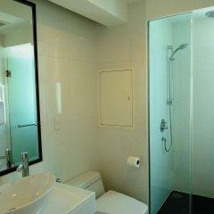 Апартаменты GM Serviced Apartment Бангкок ванная фото 2
