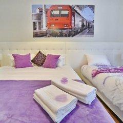 Train Lisbon Hostel комната для гостей фото 4