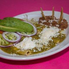 Отель Villas Miramar Сиуатанехо ресторан фото 2