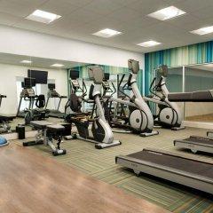 Отель Northwood Inn & Suites Блумингтон фитнесс-зал