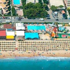 Отель Villaggio Centro Vacanze De Angelis Нумана пляж