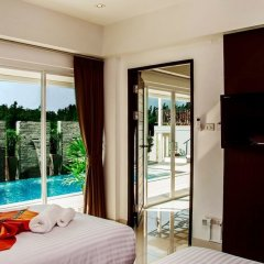 Отель Amin Resort балкон