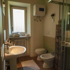 Отель Le Stanze dei Racconti ванная