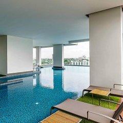 Отель The Rich Condo By Favstay бассейн