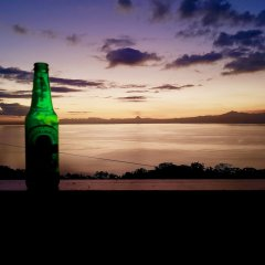 Отель Over The Horizon - Near Savusavu Farmers' Market Савусаву приотельная территория