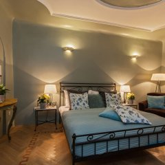 Апартаменты Charming Prague Apartments At Black Star Прага комната для гостей фото 3